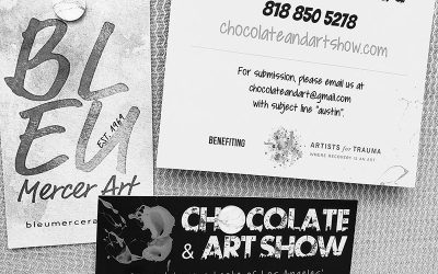 Fair Market Chocolate Art Show